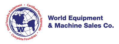 World Equipment and Machine Sales logo