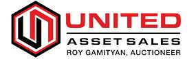 United Asset Sales logo