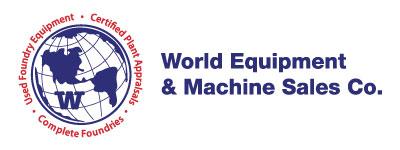 World Equipment and Machine Sales logo